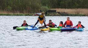Rafting canoë kayak a Picquigny dans la Somme en Picardie, découvrez nos plannings