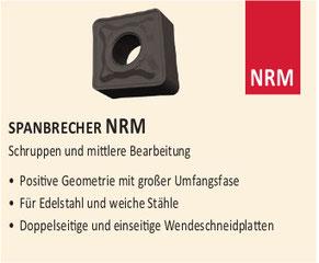 Spanbrecher NRM