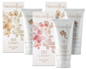 Nature Up BB Creams