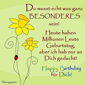 Digitale Glückwünsche zum Geburtstag 07