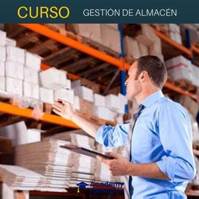 curso de gestión de almacén