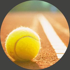 Tennisplatzbau