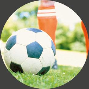Fußballplatzbau