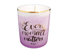 "Bougie ""Every Moment Matters"""