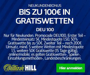 William Hill Bonus Wetten Casino Poker