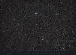 M 36 ~ 21P Giacobini-Zinner