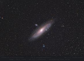 M 31 Andromedagalaxie