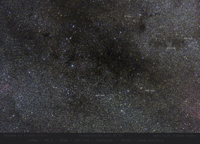 Dunkelwolke bei  M 39