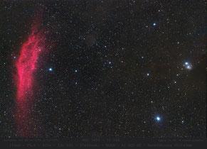NGC 1499  -  IC 348