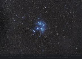 M 45 , Plejaden