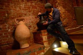 глиняный горшок изготовление