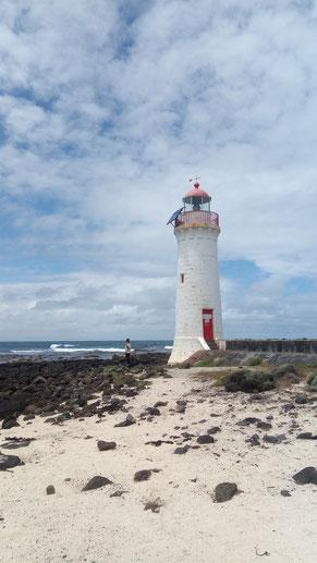 Le phare de Griffith Island, un de mes endroits préféré!