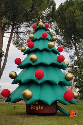 Albero di Natale Gonfiabile