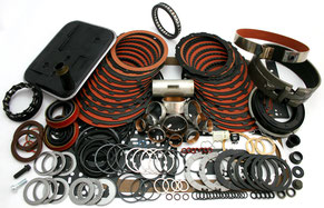 Transparts Rebuild Kit Level 2 (Anbieterfoto)