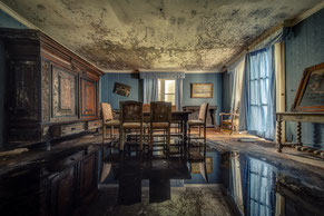 flooded living dreams