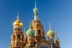Church of the Savior on Blood Saint Petersburg