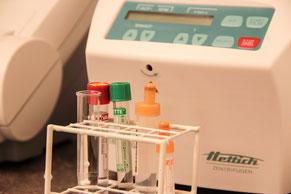 Labor der Praxis im Zentrum Villmergen