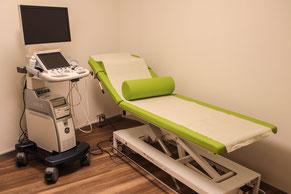 Ultraschall der Praxis im Zentrum Villmergen