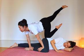 Thai Warrior Massage Example