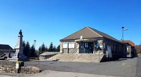 Photo de la Mairie de Sainte-Eulalie - Passez vos vacances en Ardèche !