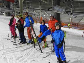 Ausflug Skihalle Landgraaf 2019