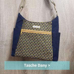 Tasche Dany, die Tasche für Ordnungsliebende