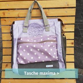 grosse Tasche ob für Schule, Arbeit oder Freizeit