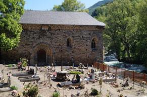 サン・ジョアン・ディシル教会