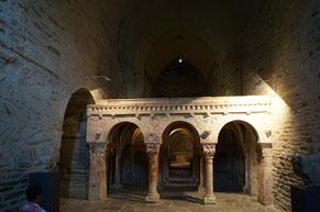セラボンヌ小修道院のトリビューン