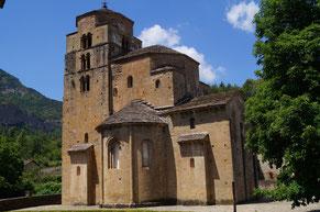 サンタ・クルス村の教会