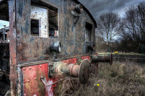 Rotting Locomotives W.