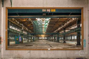 Railway Repair Factory G. [Revisit]