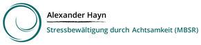 Alexander Hayn Stressbewältigung durch Achtsamkeit (MBSR)