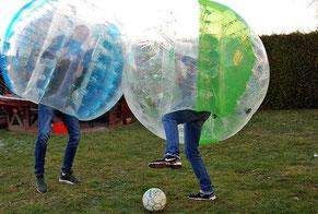 bubble soccer aschaffenburg