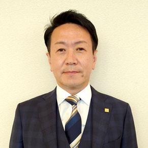 区P連会長 安藤 慎也