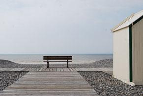 Rien de plus beau que rêver face à la mer, écoutant le violon de Renaud Capuçon !