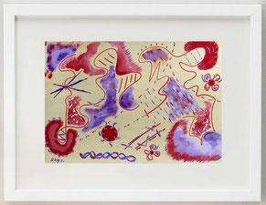 VIAGGIO, Acrilico, 30 x 20 cm