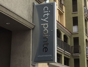 Citypointe LED Sign