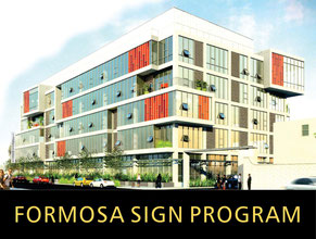 Formosa South Sign Program