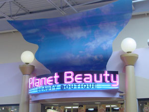 Planet Retail Sign
