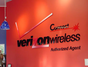 Connect Retail Sign
