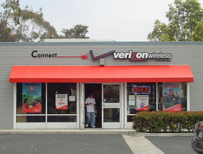 Connect Awning Sign
