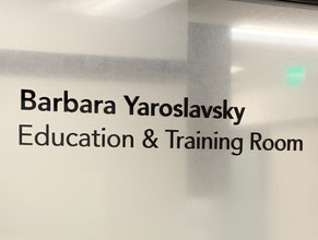Yarovlsavsky Medical Office Lobby Wall Sign