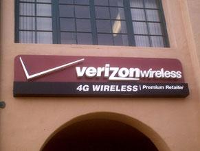 4G Retail Sign