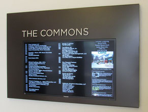 Commons Directory Office Sign
