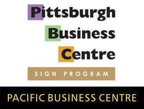 Pacific Business Centre Sign Program