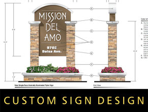 Custom Sign Designs