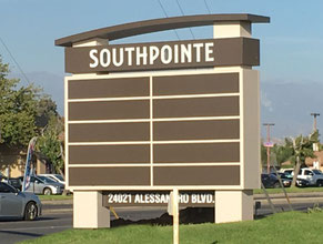 Southpointe Pylon Sign