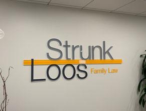 Strunk Loos Interior Dimensional Display