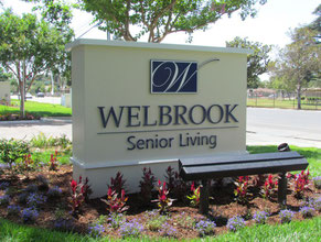 Welbrook Monument Sign